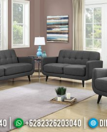Kursi Sofa Tamu Minimalis Retro Interior Design Inspiring Furniture Jepara MMJ-0933